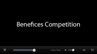 Benefices Competition