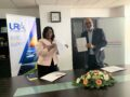 Signing of MOU with the Utility Regulatory Authority